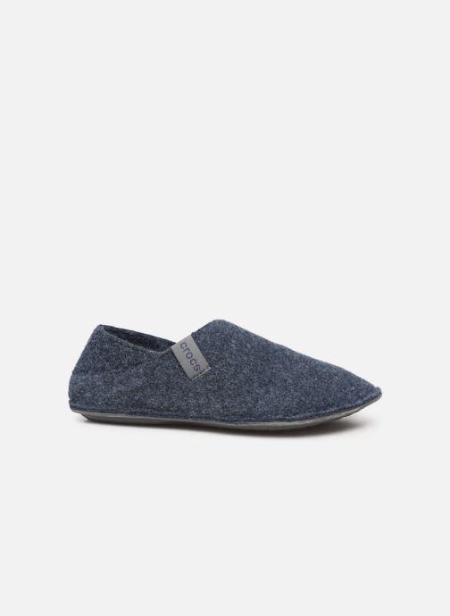 Hausschuhe Crocs Classic Convertible Slipper W grau ansicht von hinten