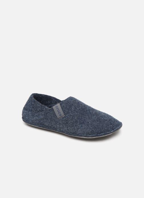 Pantuflas Crocs Classic Convertible Slipper W Gris vista de detalle / par