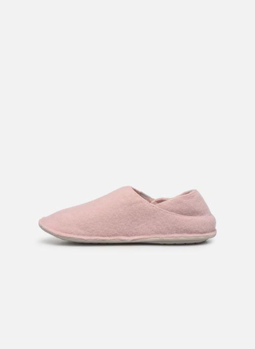 Pantofole Crocs Classic Convertible Slipper W Rosa immagine frontale
