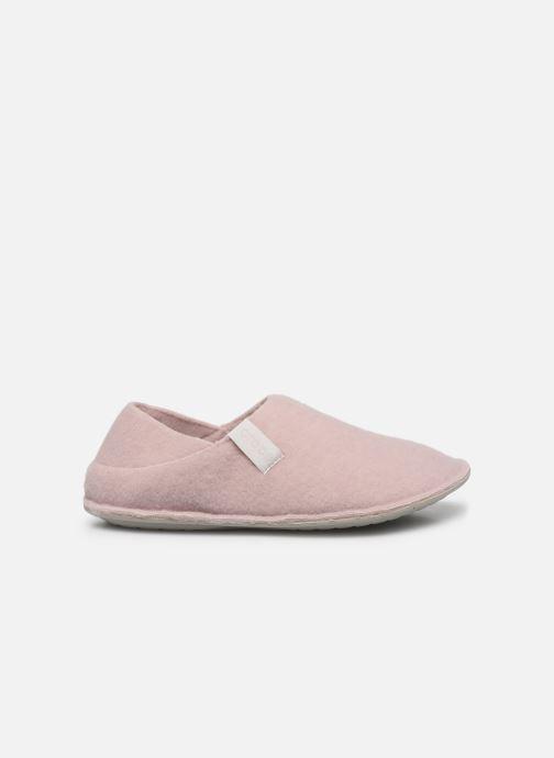 Chaussons Crocs Classic Convertible Slipper W Rose vue derrière