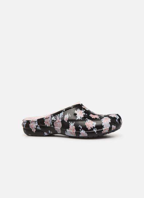 Clogs & Pantoletten Crocs Crocs Freesail Printed Lined Clog mehrfarbig ansicht von hinten