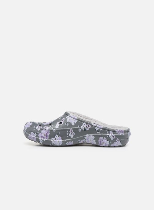 Mules & clogs Crocs Crocs Freesail Printed Lined Clog Multicolor front view