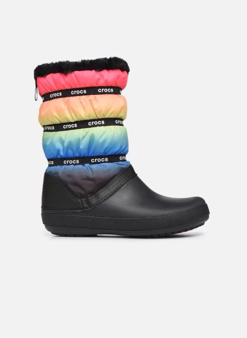 Chaussures de sport Crocs Crocband Neo Puff Winter Boot W Multicolore vue derrière