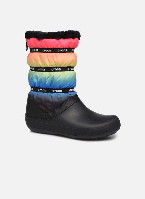 Chaussures de sport Crocs Crocband Neo Puff Winter Boot W Multicolore vue détail/paire