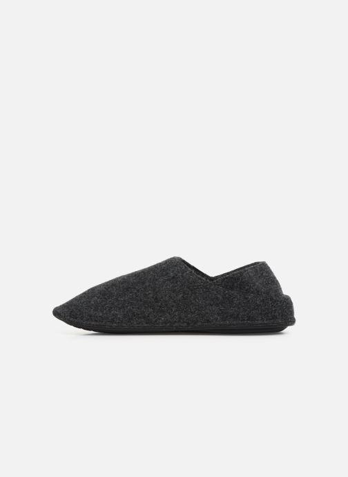 Chaussons Crocs Classic Convertible Slipper M Noir vue face