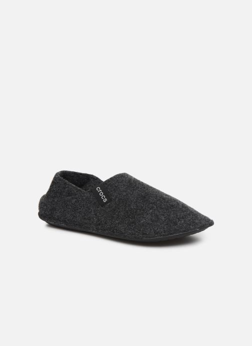 Chaussons Crocs Classic Convertible Slipper M Noir vue détail/paire