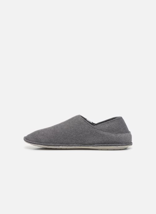 Chaussons Crocs Classic Convertible Slipper M Gris vue face