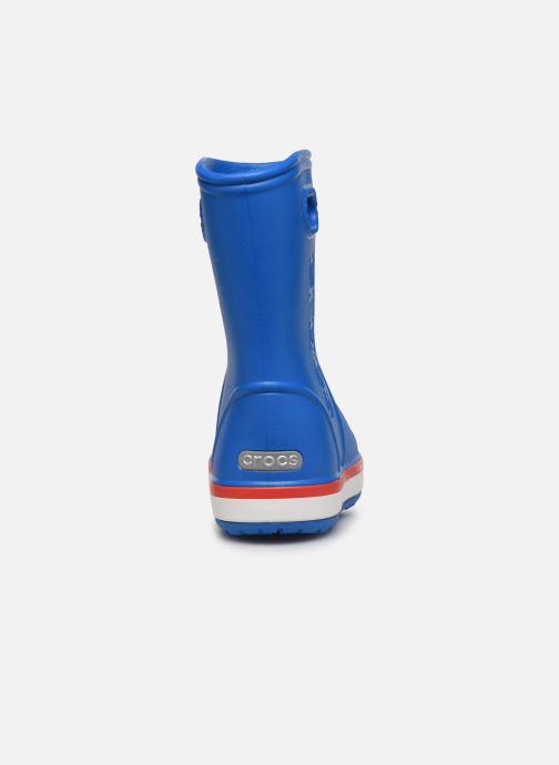 Laarzen Crocs Crocband Rain Boot K Blauw rechts