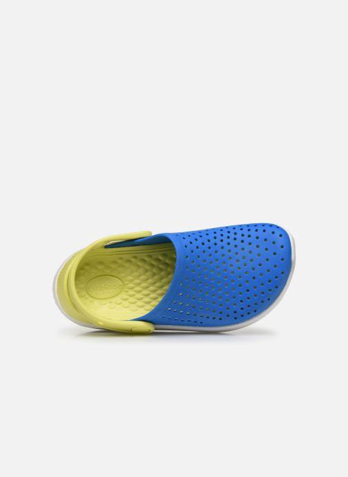 Sandaler Crocs LiteRide Clog K Blå se fra venstre
