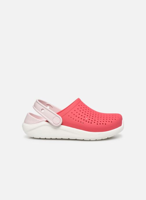 Sandali e scarpe aperte Crocs LiteRide Clog K Arancione immagine posteriore