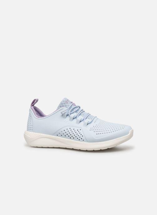 Sneaker Crocs LiteRide Pacer K blau ansicht von hinten