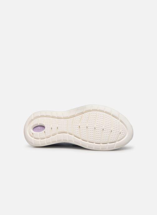 Sneaker Crocs LiteRide Pacer K blau ansicht von oben