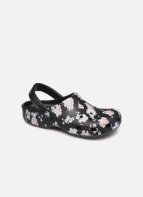 Wedges Dames Classic Printed Clog
