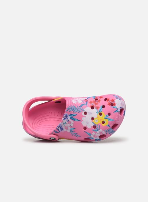 Wedges Crocs Classic Printed Clog Multicolor links