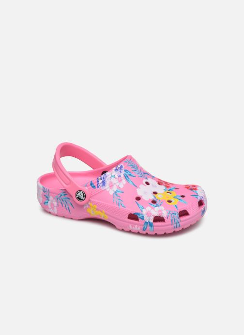 Zuecos Mujer Classic Printed Clog