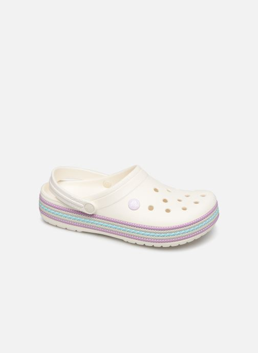 Zuecos Mujer Crocband Sport Cord Clog