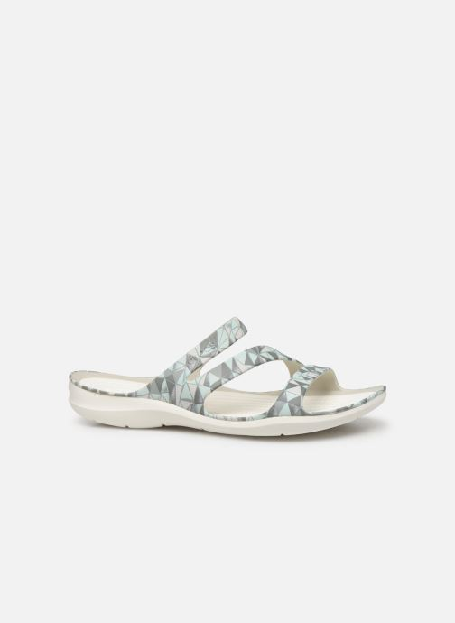 Sandals Crocs Swiftwater Printed Sandal W Multicolor back view