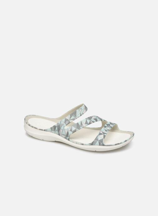 Sandales et nu-pieds Crocs Swiftwater Printed Sandal W Multicolore vue détail/paire