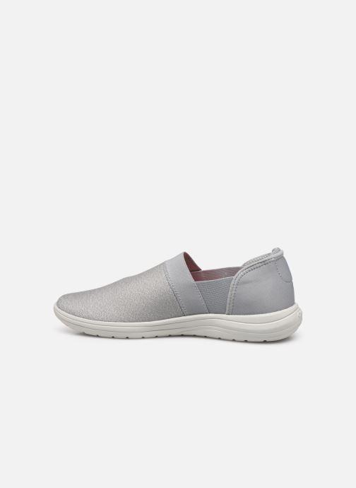 Sneakers Crocs Crocs Reviva SlipOn W Grå se forfra
