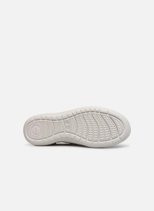 Baskets Crocs Crocs Reviva SlipOn W Gris vue haut