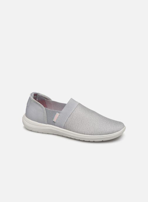Sneakers Crocs Crocs Reviva SlipOn W Grå detaljeret billede af skoene