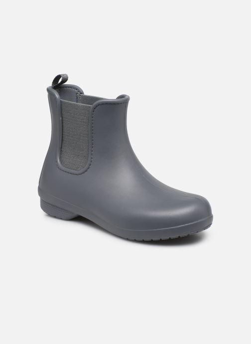 Bottines et boots Crocs Crocs Freesail Mt Chelsea Bt W Gris vue détail/paire