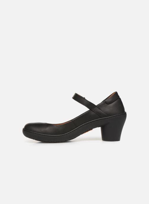 High heels Art ALFAMA 1440 Black front view