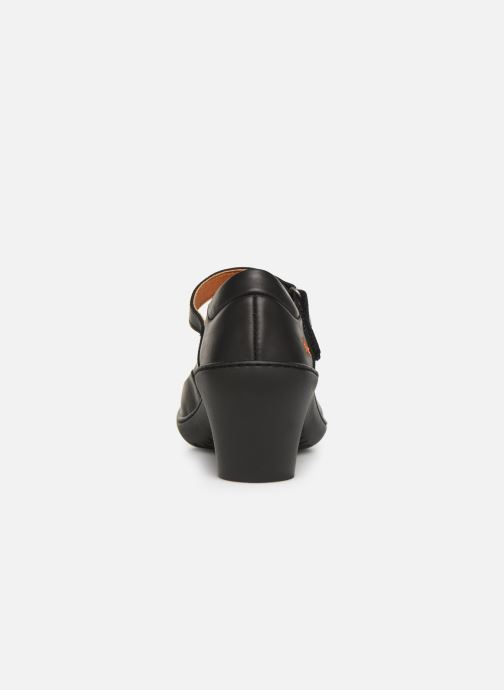 Zapatos de tacón Art ALFAMA 1440 Negro vista lateral derecha