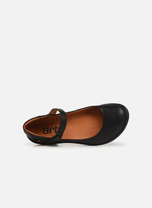 Zapatos de tacón Art ALFAMA 1440 Negro vista lateral izquierda
