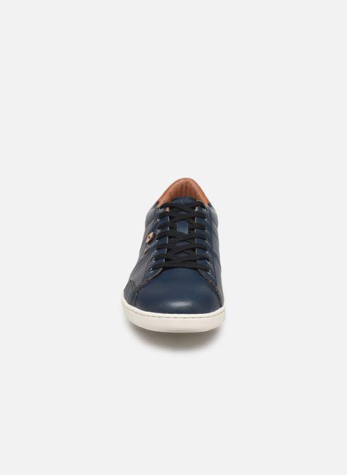 Baskets Faguo Hosta Syn Not Woven C Bleu vue portées chaussures