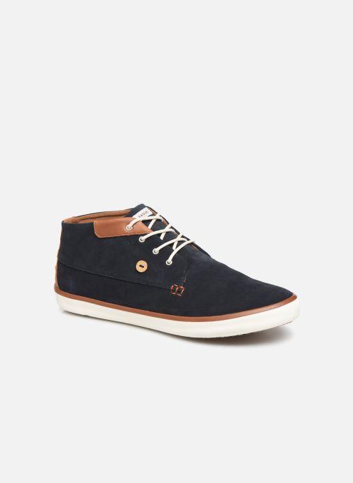 Sneaker Faguo Wattle Suede C blau detaillierte ansicht/modell