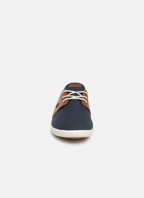 Faguo Ivy Syn Woven Suede C  VP (Azzurro) - Sneakers