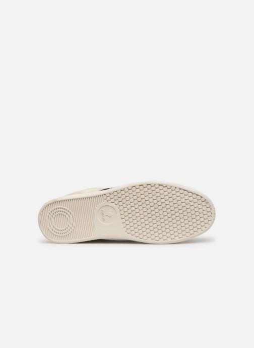 Sneakers Faguo Hazel Leather C Vit bild från ovan