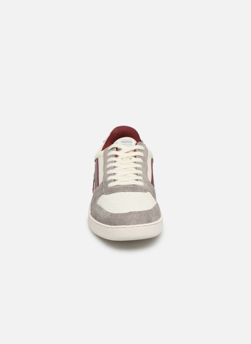 Trainers Faguo Hazel Leather C White model view
