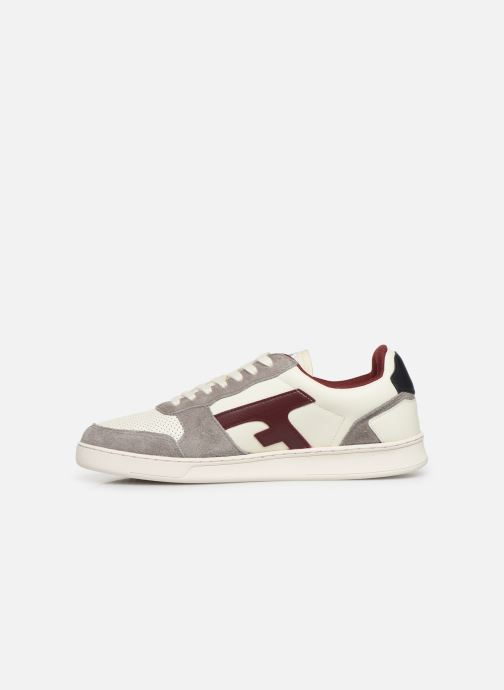 Trainers Faguo Hazel Leather C White front view