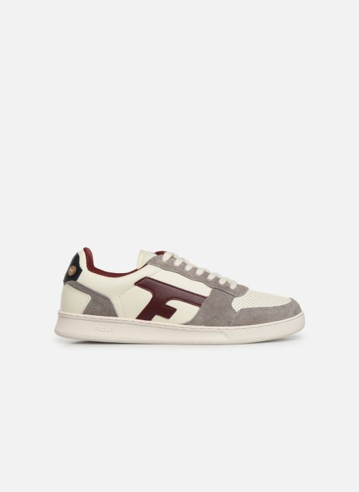 Trainers Faguo Hazel Leather C White back view