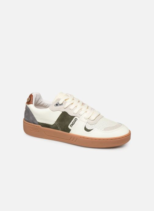 Sneaker Faguo Ceiba Leather C mehrfarbig detaillierte ansicht/modell