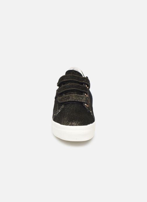 Sneakers Faguo Hosta Suede C Zwart model