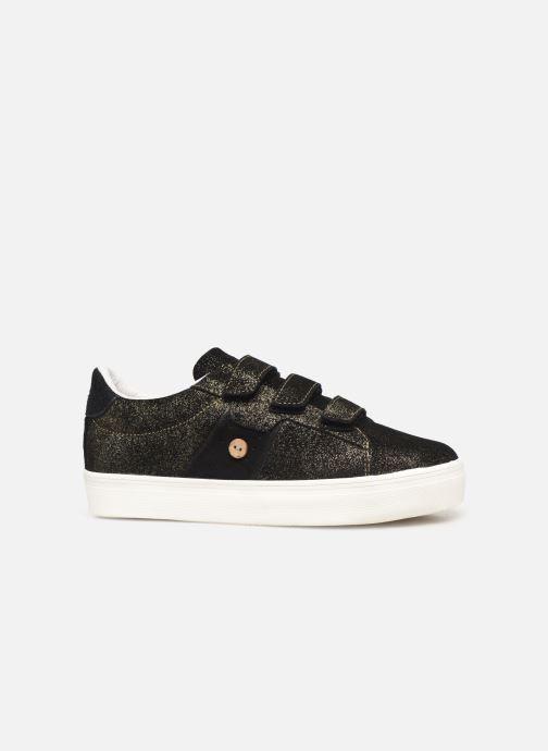 Sneakers Faguo Hosta Suede C Zwart achterkant