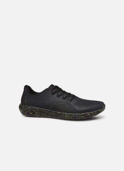 Sneaker Crocs LiteRide Hyper Bold Pacer M schwarz ansicht von hinten