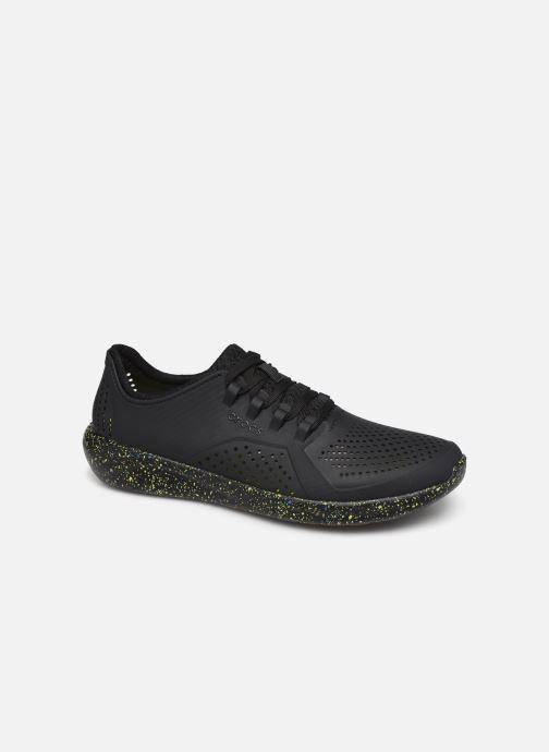 Sneaker Crocs LiteRide Hyper Bold Pacer M schwarz detaillierte ansicht/modell