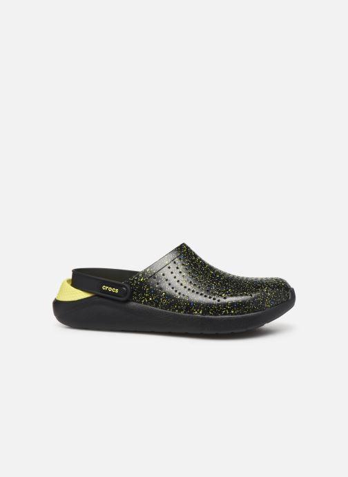Sandalias Crocs LiteRide Hyper Bold Clog Negro vistra trasera