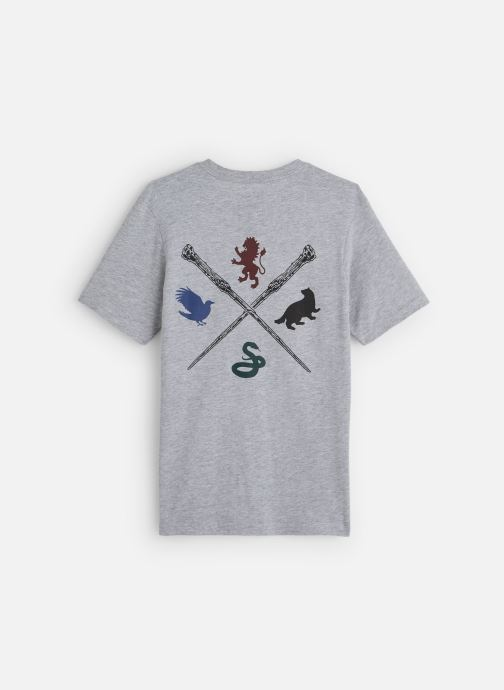 Vêtements Vans Harry Potter Crest Gris vue bas / vue portée sac