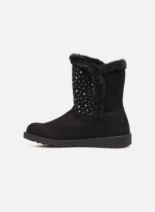 Boots & wellies Mod8 Dounia Black front view