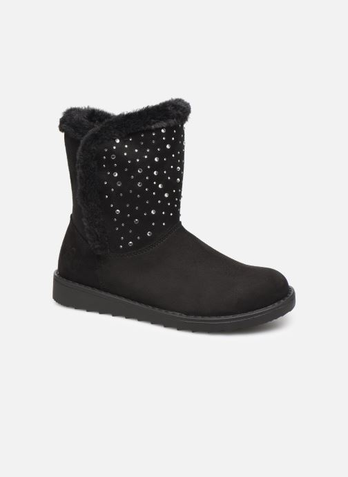 Boots & wellies Mod8 Dounia Black detailed view/ Pair view