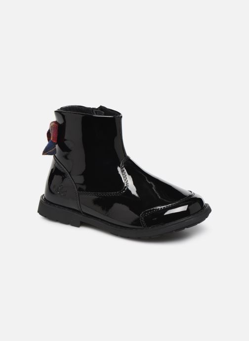 Ankle boots Mod8 Stelia Black detailed view/ Pair view