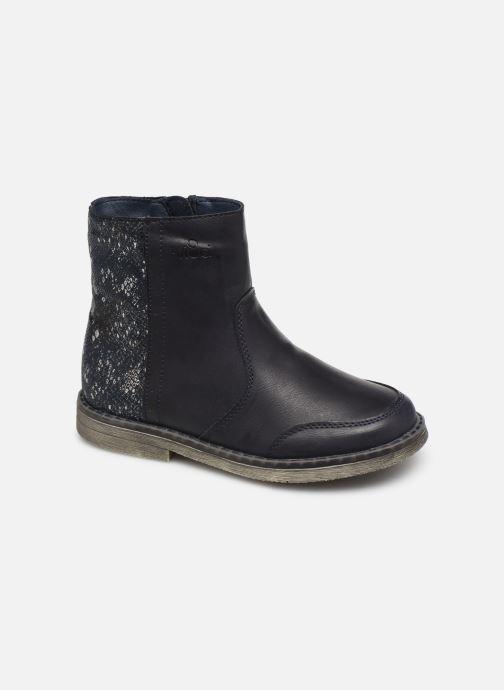 Bottines et boots Mod8 Gueda Bleu vue détail/paire