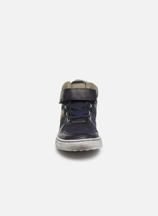 Baskets Mod8 Volkky Bleu vue portées chaussures