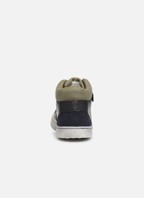 Trainers Mod8 Volkky Blue view from the right