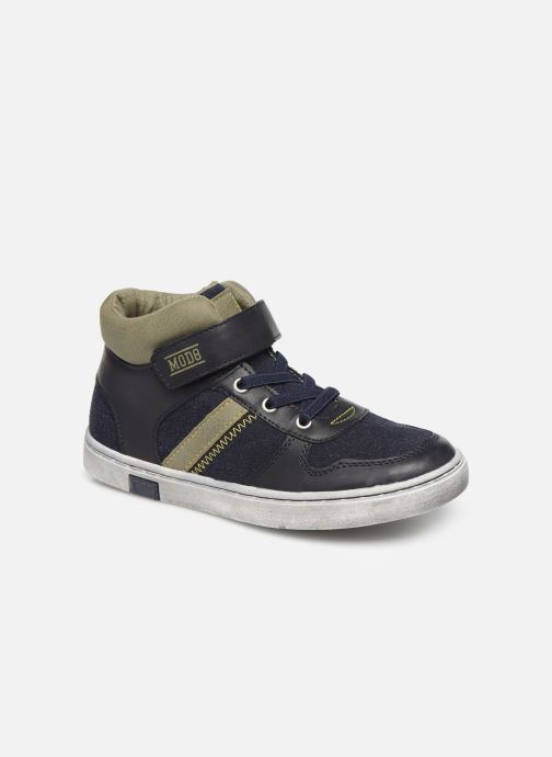 Trainers Mod8 Volkky Blue detailed view/ Pair view
